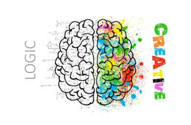 cerveau créatif et logique