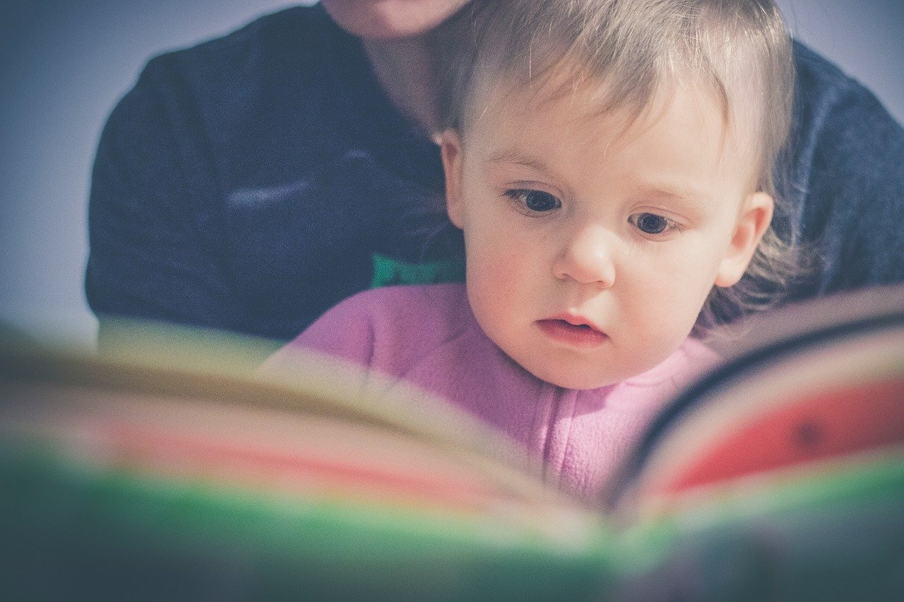 La lecture plaisir avec son enfant