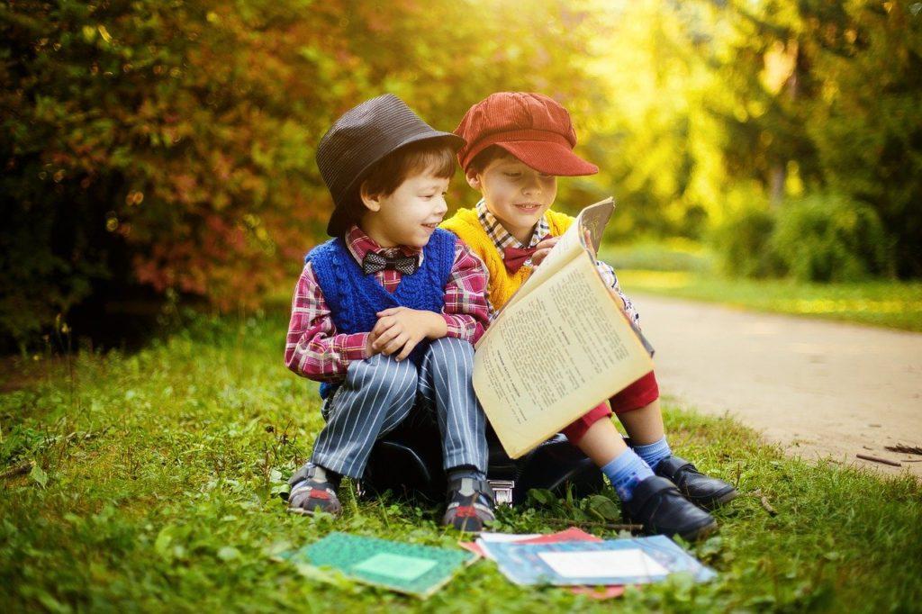 Aimer lire en famille
