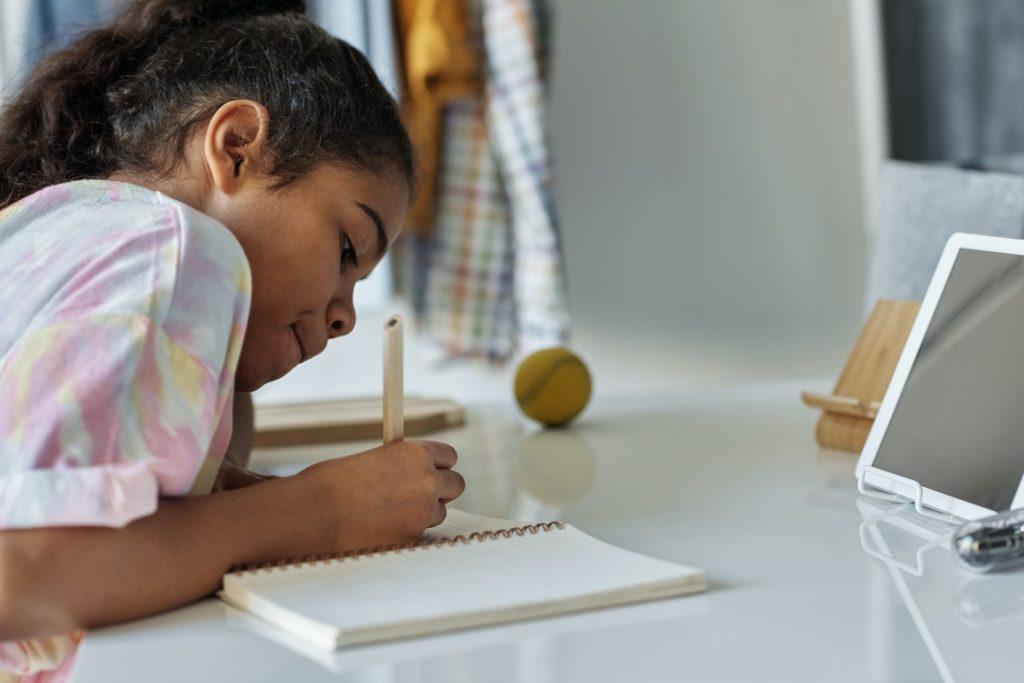 tenir un journal des apprentissages