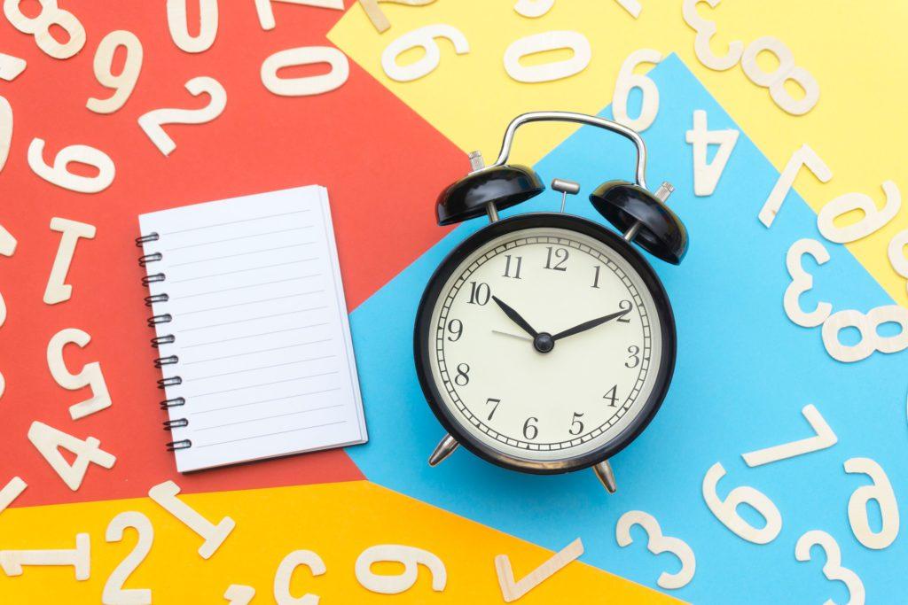 estimer le temps pour chaque tâche