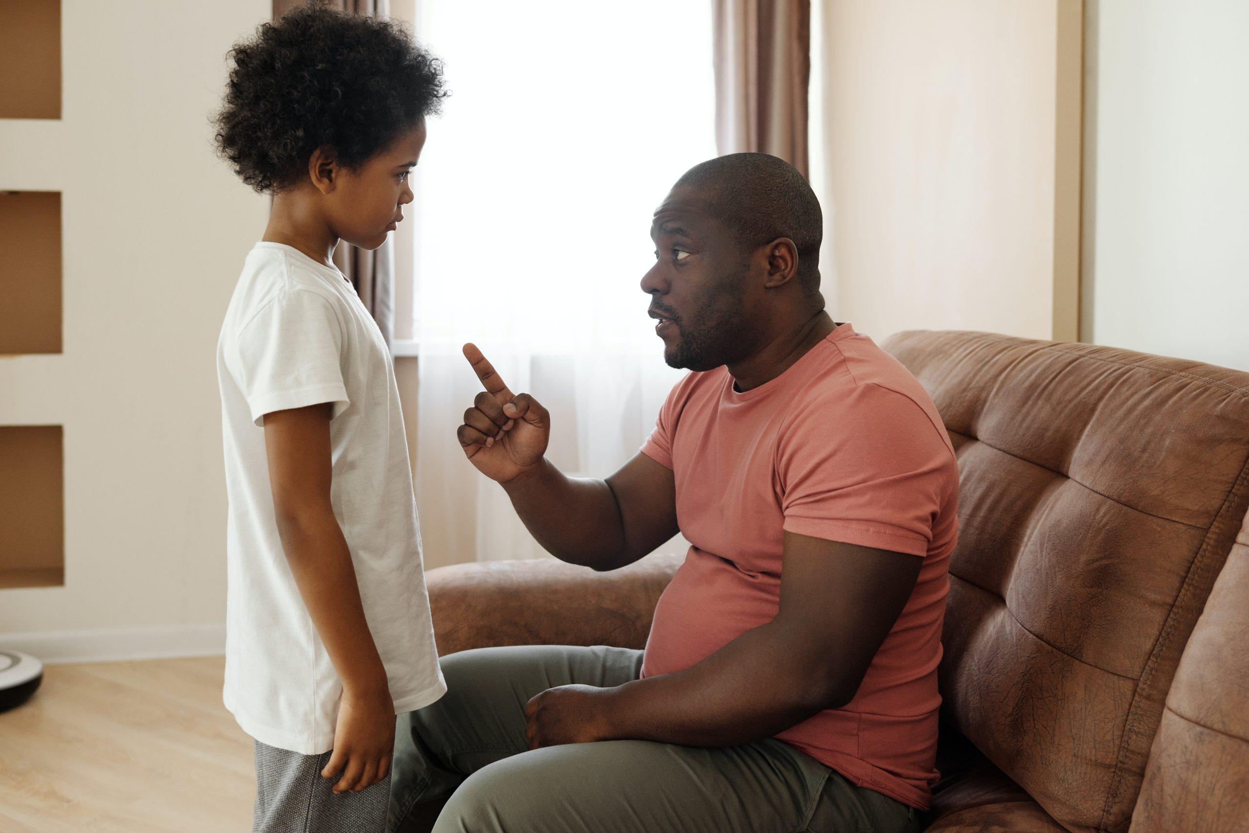 les devoirs peuvent engendrer des disputes et des punitions