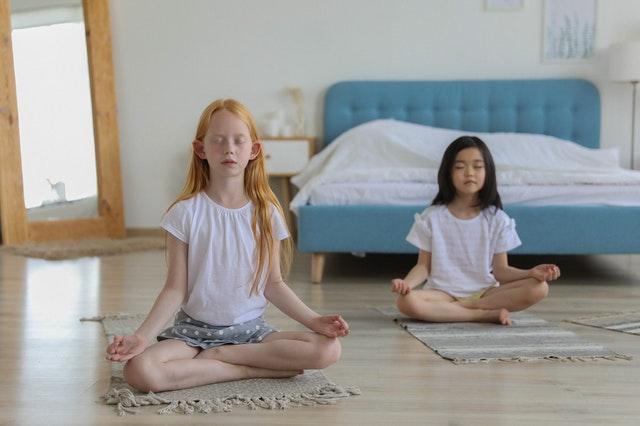 stress ado rentrée scolaire méditation